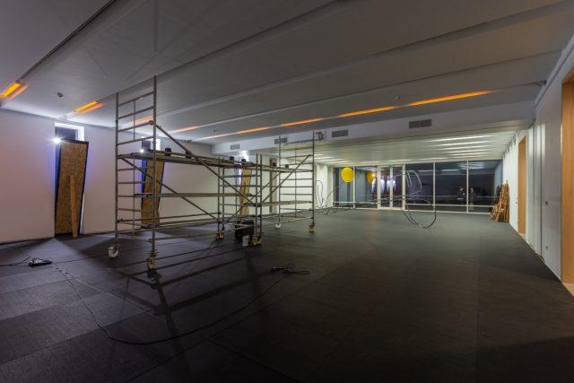Exhibition view, The insider outside, Rupert, Vilnius, 2018
