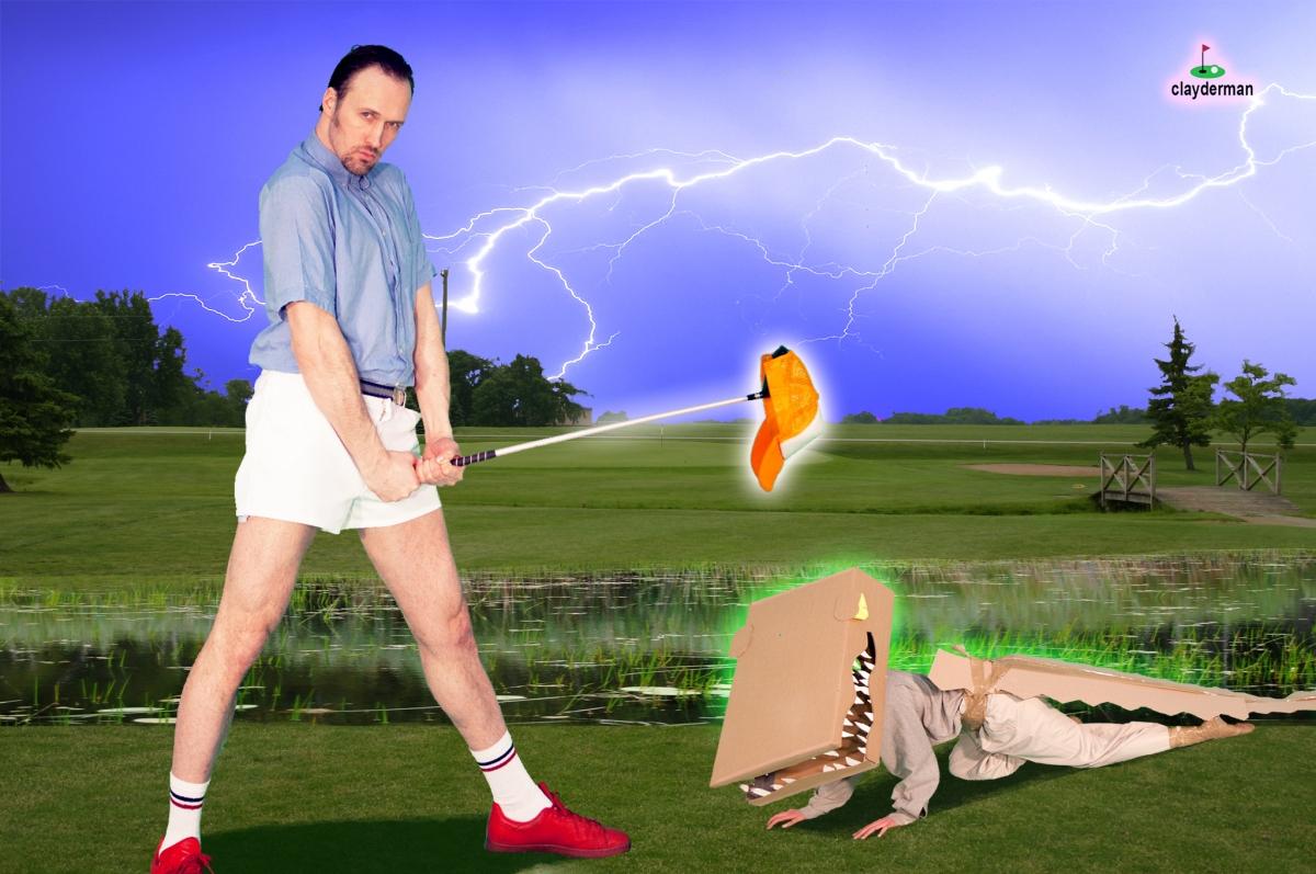 """GolfClayderman movie """"Sturm der Liebe auf dem Golf Platz"""" 2018"""