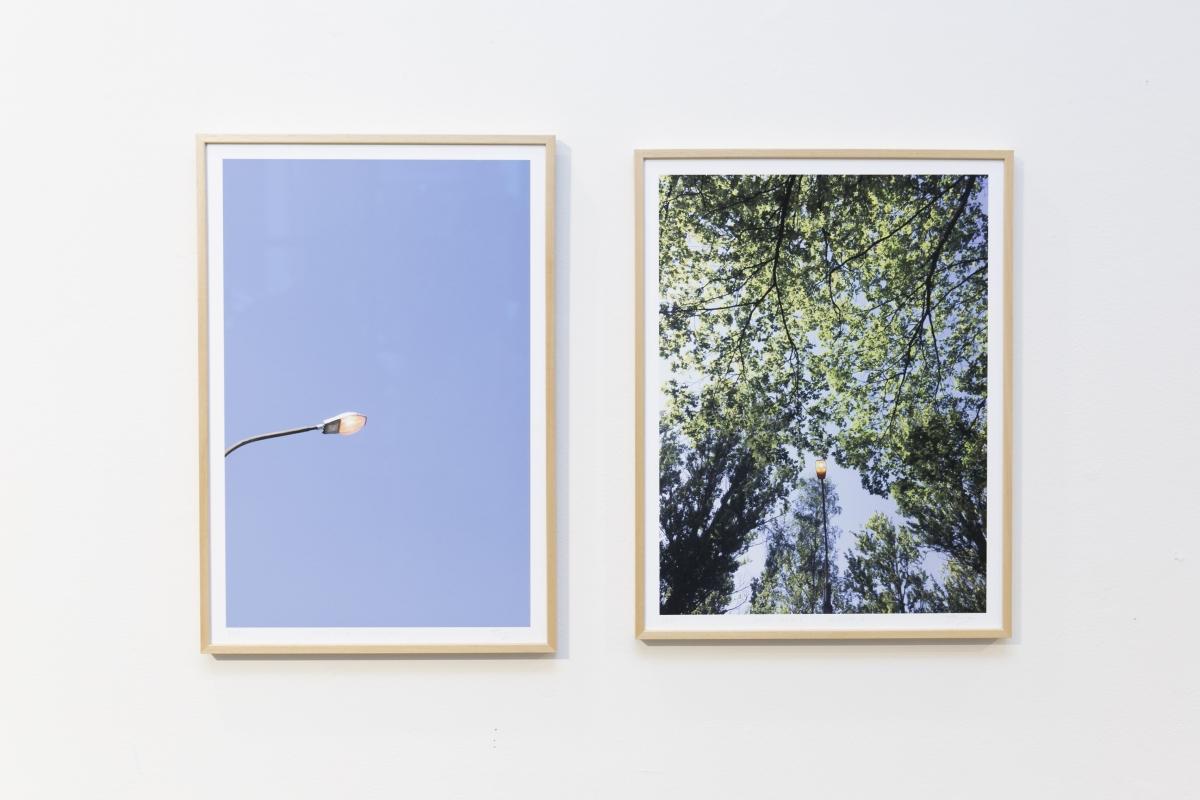 Jurgis Tarabilda. Daylight I,II. 2018, Giclée fine art print, Hahnemühle Photo Rag® 27,35x42