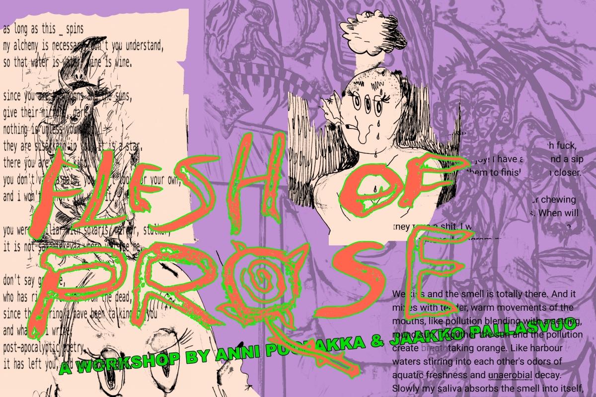 fleshofprose