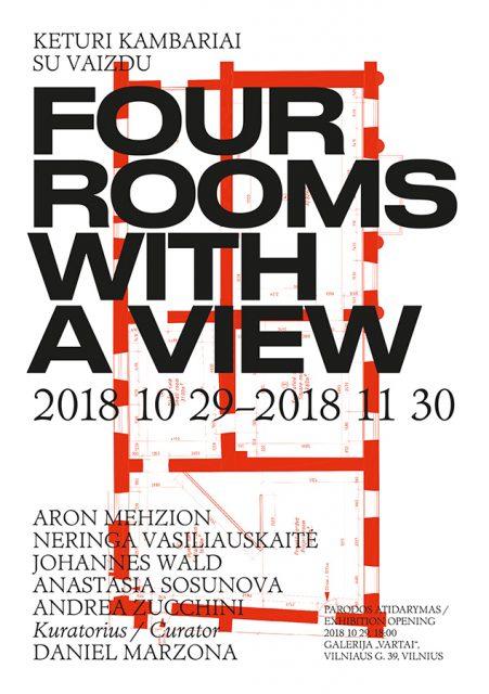 Four Rooms with a View_J. Griškevičiaus dizainas