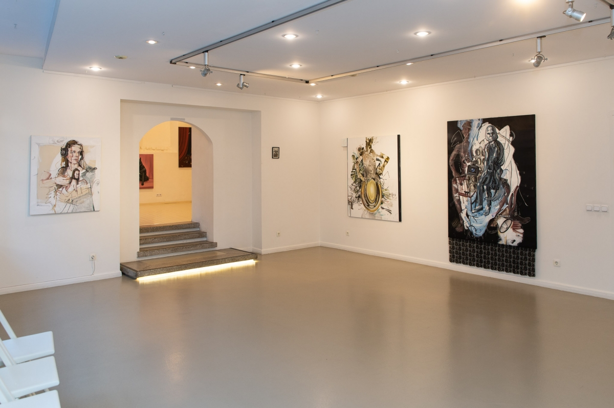 Monika Furmana, exhibition view