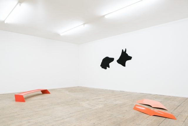 Cold Blooded, installation view, Editorial, Vilnius
