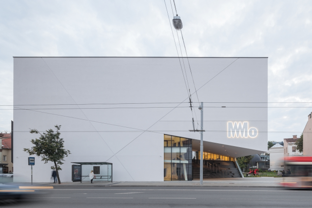 The MO Museum, 2018. Photograph by Norbert Tukaj