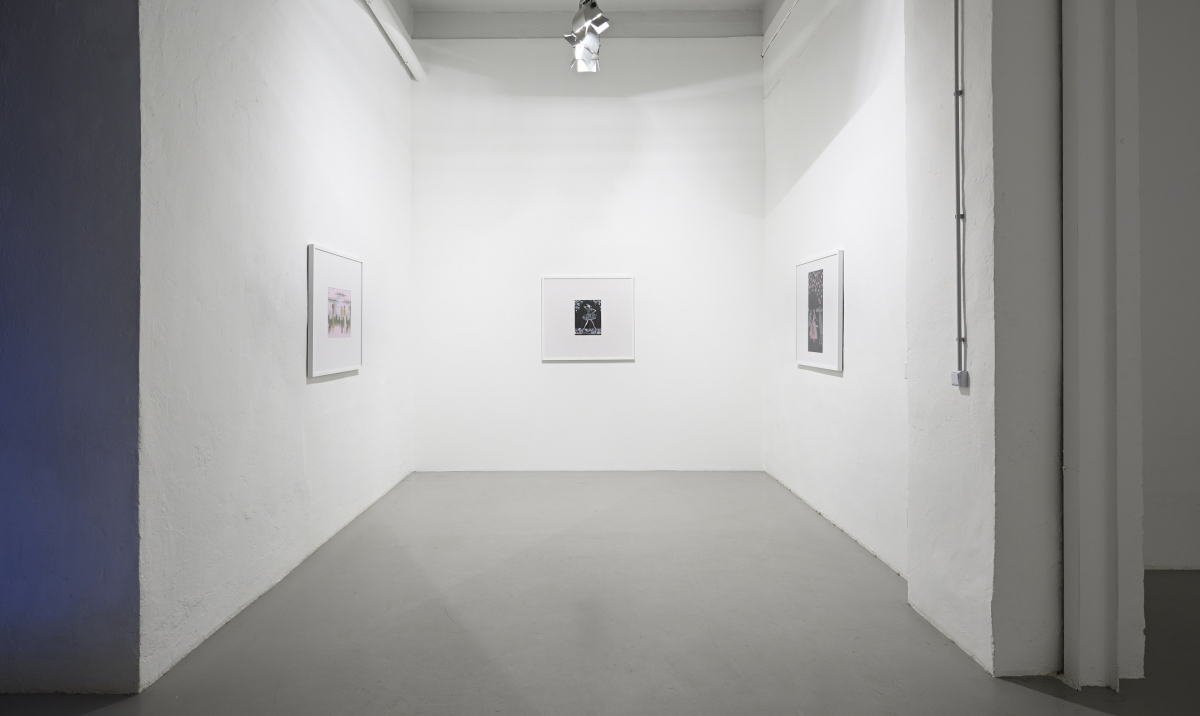 14 Tobias Kaspar's works from _Japan Collection_ series, 2018, Photo S.Stepaško