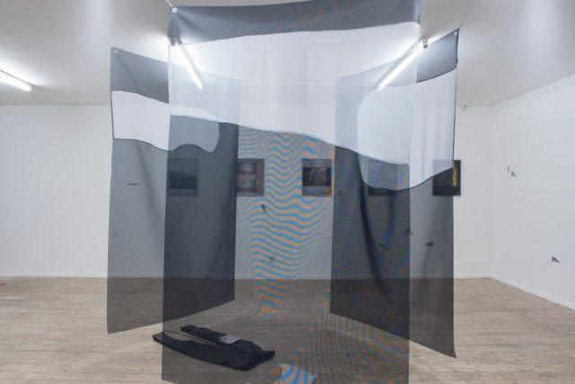 At Bay, Installation image