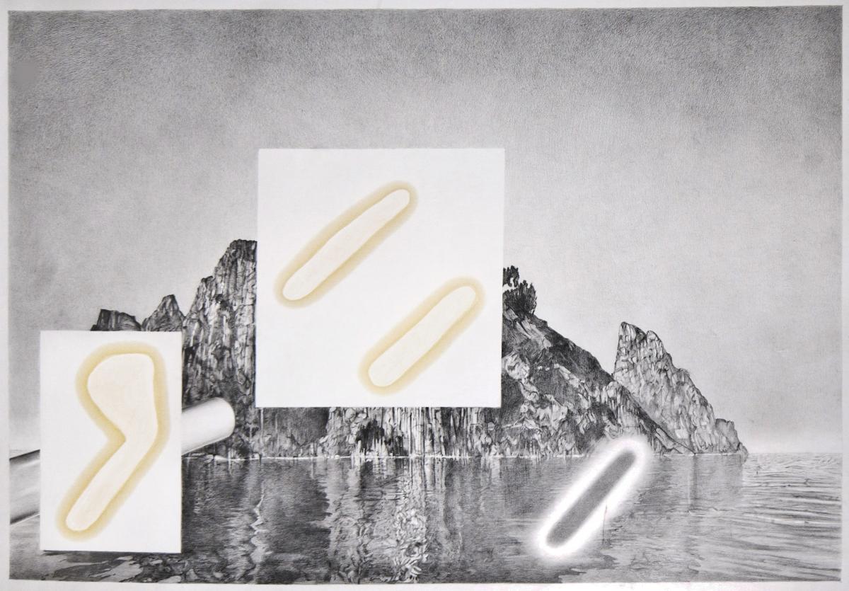 Līva Rutmane, Untitled, 2015. Photo: Līva Rutmane