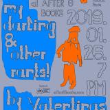 Poster design by Gailė Pranckūnaitė