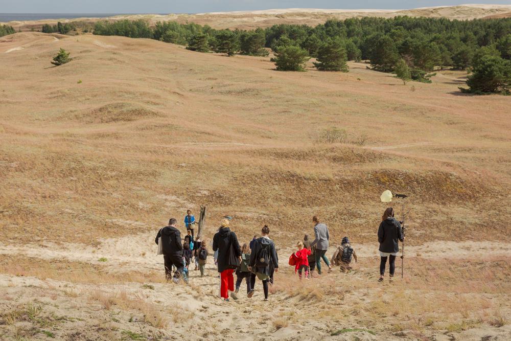 The 2086 T. Rudzinskaitė Memorial Amateur Lichenologists Society Annual Field Trip & Picnic by Tessa Zettel & Sumugan Sivanesan. Photo: Andrej Vasilenko