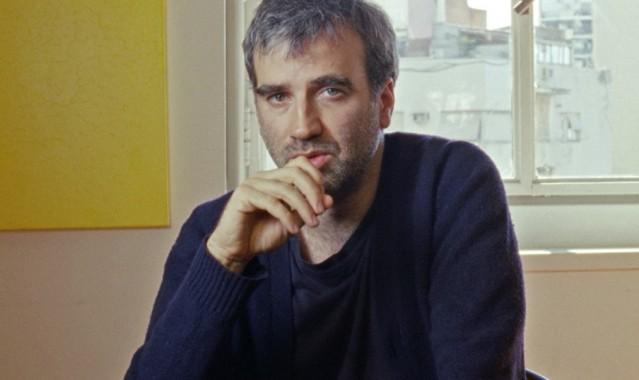 Video still from Alejandro Cesarco's film Revision (2017)