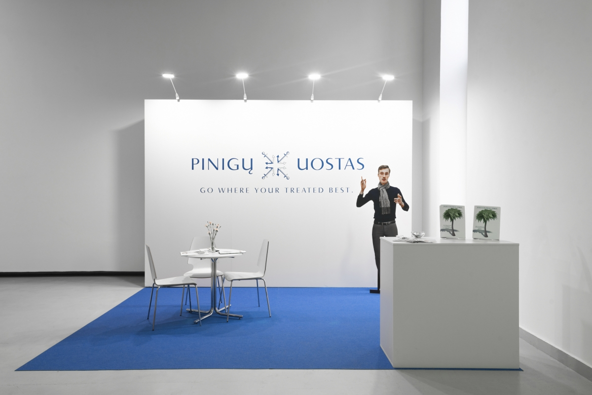 Pinigų uostas / Money Haven, JCDecaux Prize 2018: Dignity, Contemporary Art Centre, Vilnius