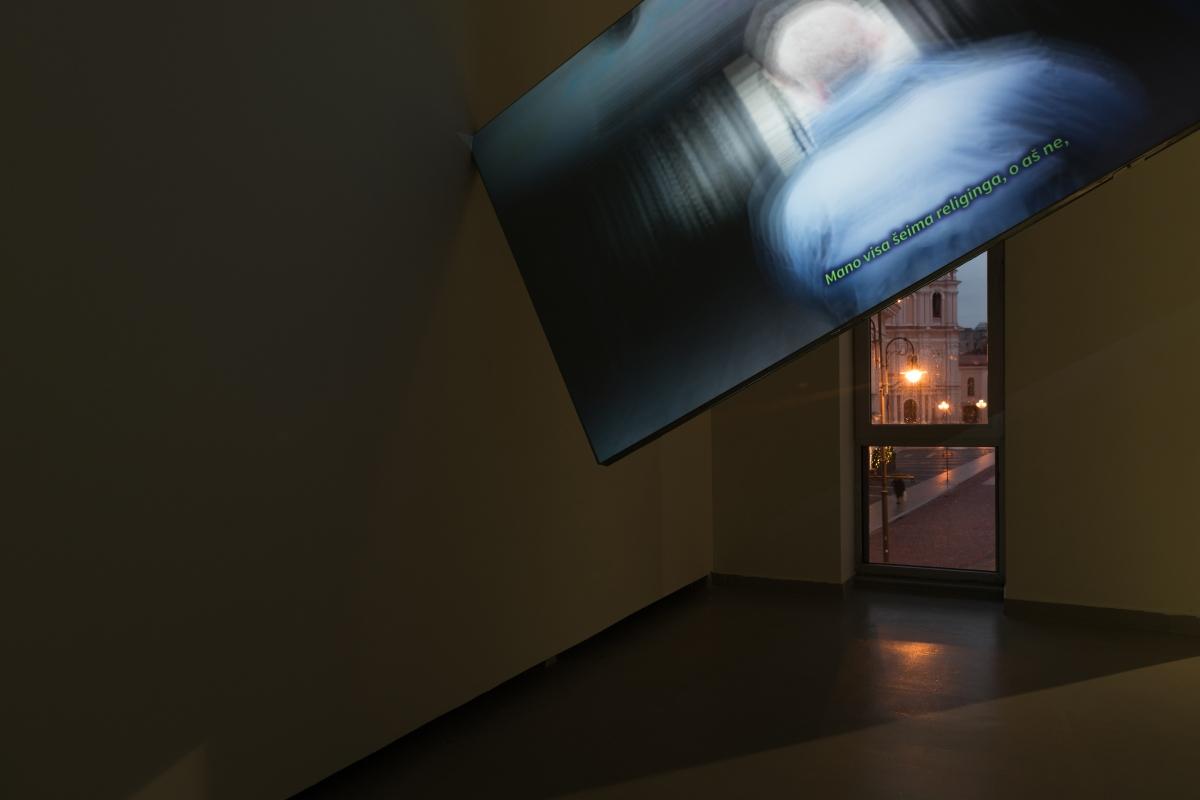 Anastasia Sosunova, Tainstvo, JCDecaux Prize 2018: Dignity, Contemporary Art Centre, Vilnius