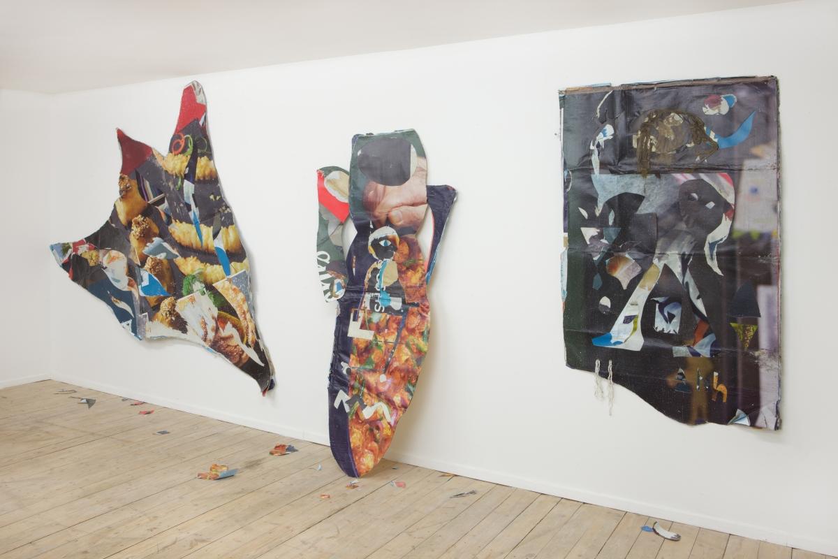 Robertas Narkus, Spynx, 2019, exhibition view, Editorial, Vilnius