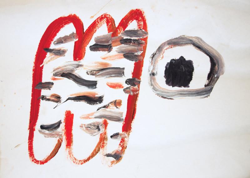 "Image: Amanda Ziemele ""Quantum Hair Implants"" publicity image, 2019"