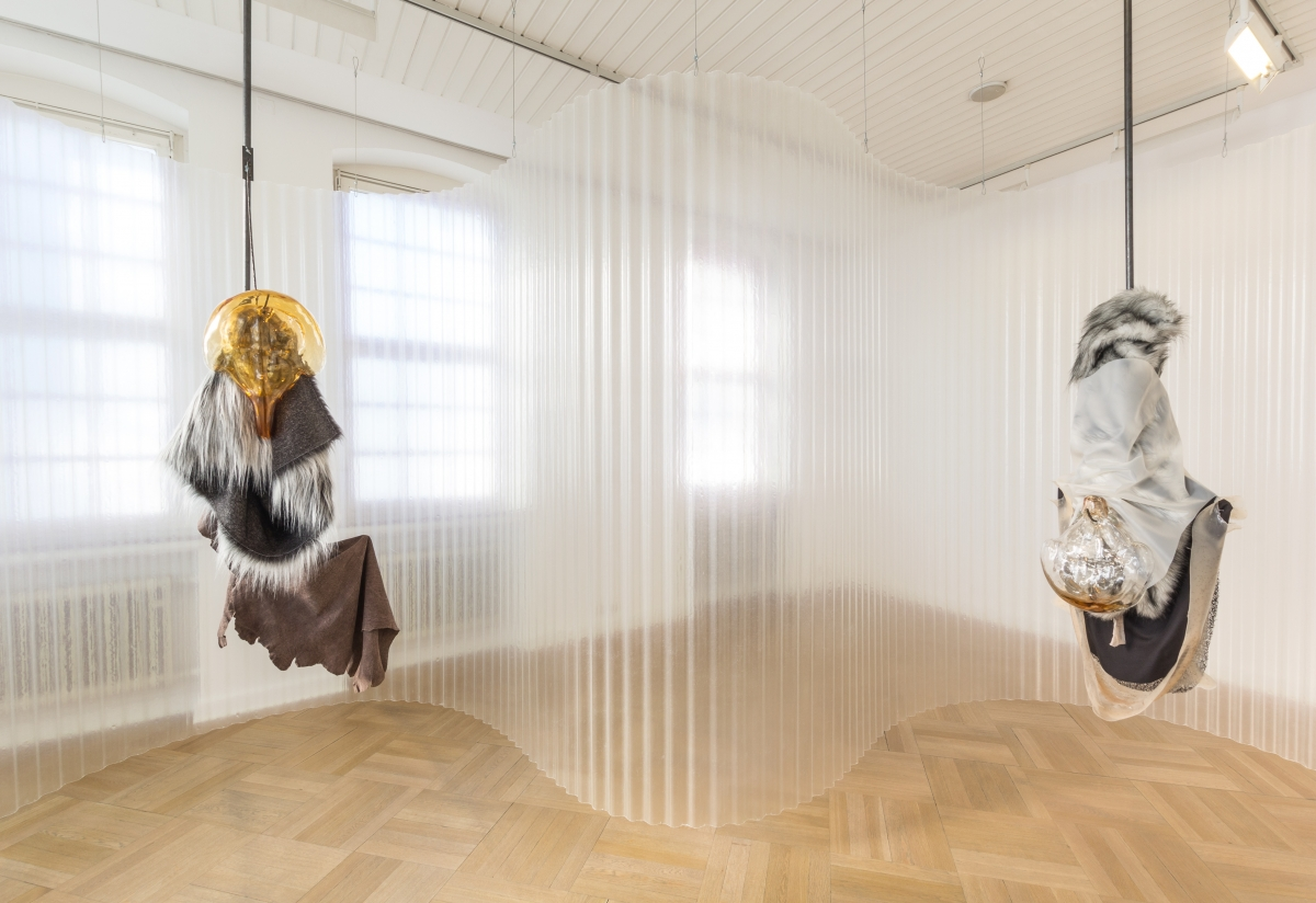 Pakui Hardware, Extrakorporal, solo exhibition at Bielefelder Kunstverein, Germany, 2018