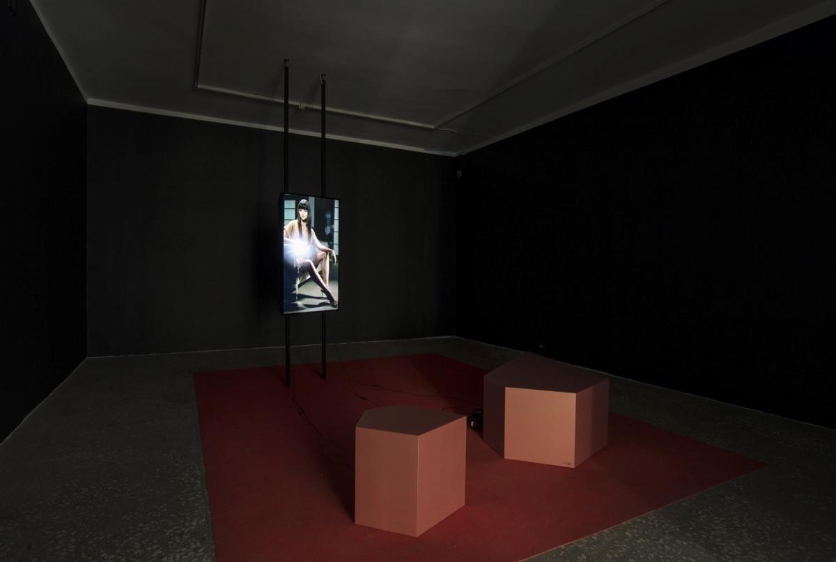 Diamonds Against Stones, Stones Against Diamonds, 2018. Photo: Karel Koplimets. Installation view in Tallinn City Gallery