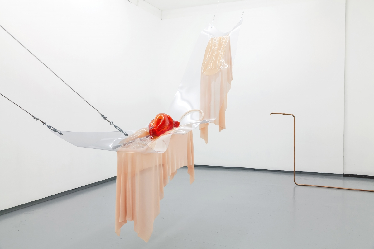Pakui Hardware, The Return of Sweetness, solo exhibition at Tenderpixel gallery, London, 2018