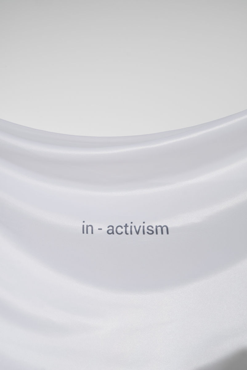 Jelena Škulis (Škulienė), Textile Didactic 0: In-Activism, 2019