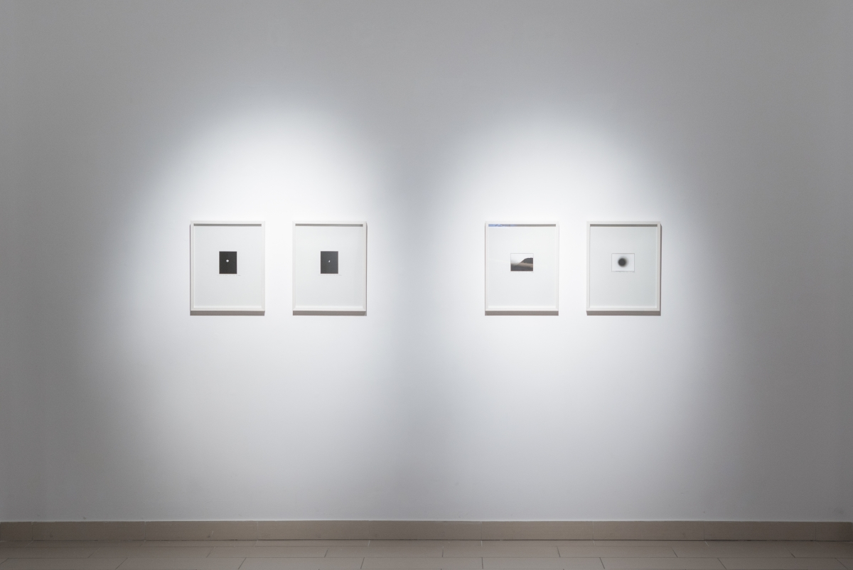 Dovilė Dagienė, Suspended Light: Two Suns, 2019